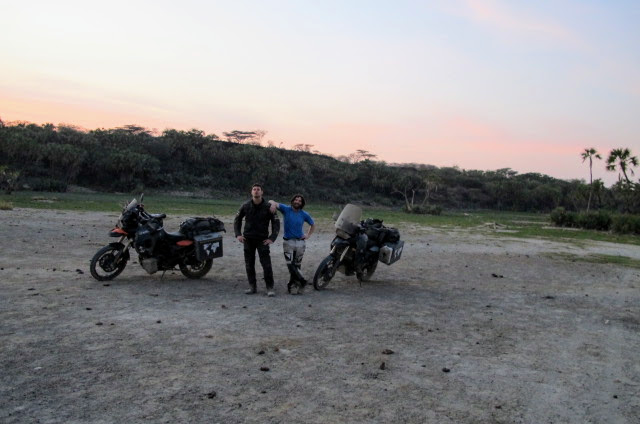 Episode 15: Transcontinental motorcycle adventures with Ryan Libhart Pereyda & Nathan Wirt: Part 1
